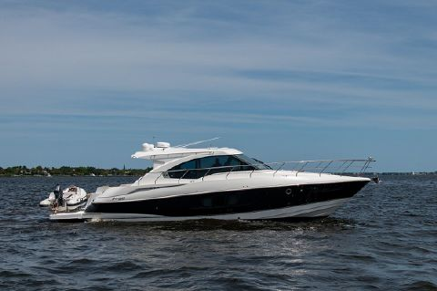 2013 Cruisers Yachts 45 Cantius - Next Chapter