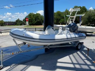 2018 Avon Sea Sport 490 DL
