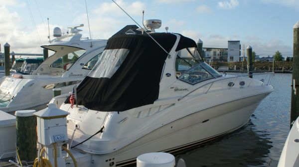 Sea Ray 320 Sundancer 320 Sea Ray Sundancer 2007