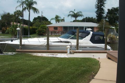 1992 Sea Ray 40 Express Cruiser with New Engines - Photo 1