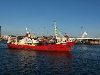 1964 Offshore Yachts Support vessel