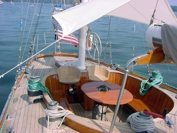 1953 Abeking   Rasmussen Purchase Massachusetts