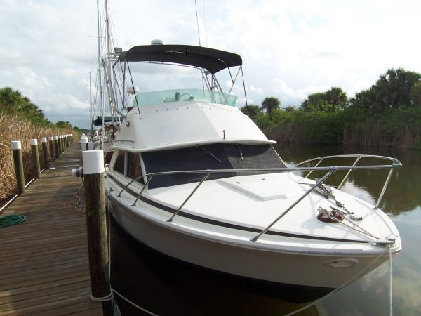 1972 Bertram Flybridge Cruiser - Photo 1