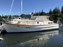 1974 Roughwater Pilothouse Aft Cabin