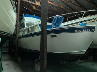 1973 Marinette 32EXPRESS