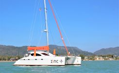 2008 Catamaran Spirited Designs 380