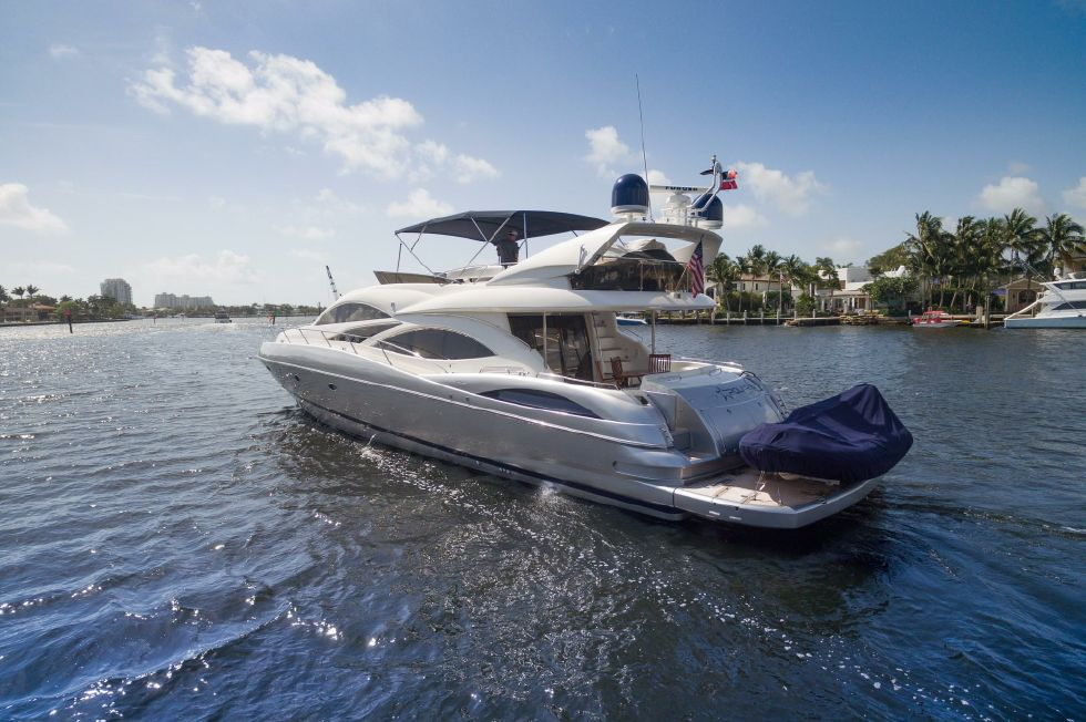 2002 Sunseeker MANHATTAN