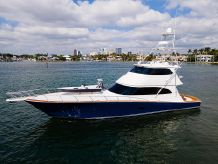 2015 Viking 76 Enclosed Bridge