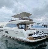 2016 Prestige 550 Fly Bridge