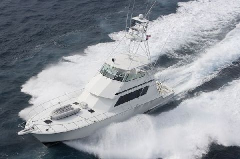 1994 Hatteras 65 Convertible - Photo 1