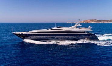 2009 Motor Yacht Admiral 137
