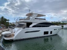 2016 Princess 68 Flybridge