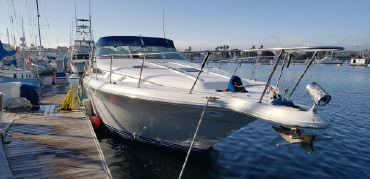 1993 Sea Ray 440 Sundancer