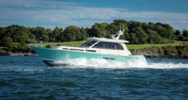 2020 Hunt Yachts Ocean 55 MKII
