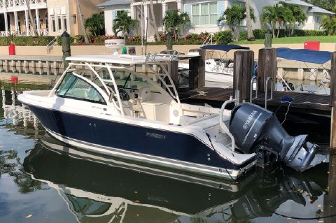 2013 Pursuit DC 265 Dual Console