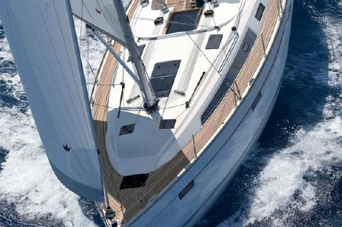 2019 Bavaria Cruiser 41 - Manufacturer Provided Image: Bavaria Cruiser 41