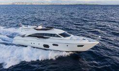 2012 Ferretti Yachts 690