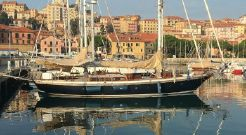1989 Williams Craft Cuttyhunk 54 Ketch