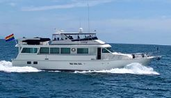 1998 Hatteras 74 Cockpit Motor Yacht