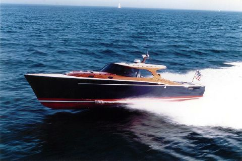 2000 Custom Downeast