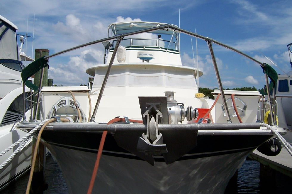 ... 53 Hatteras Bow View
