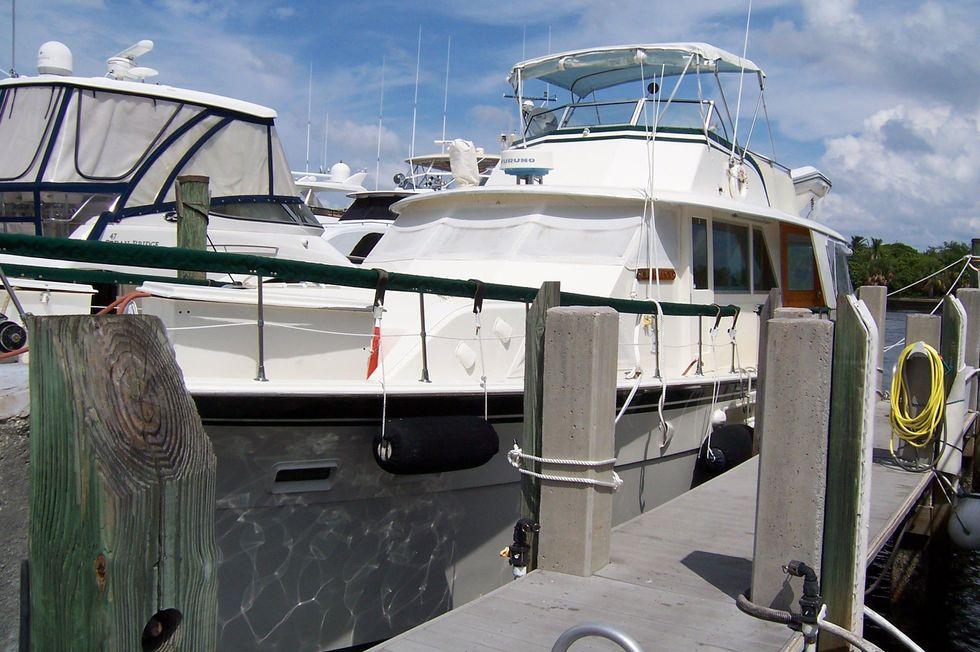 53 Hatteras Port View ...