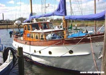 1968 Custom Werft-Lührs Lührsen Kutteryacht 21,50 m