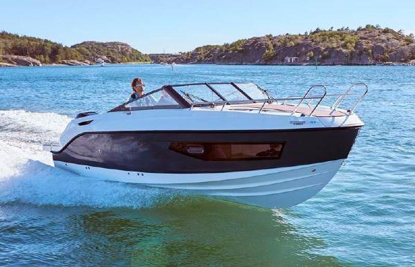 2018 Quicksilver 755 Cruiser