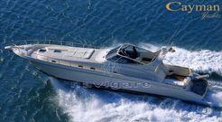2000 Cayman 55 W.A. ( Hard Top )