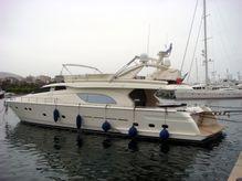 1999 Ferretti Yachts 80