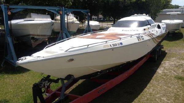 Cougar Offshore Racing Hull 46 Cougar