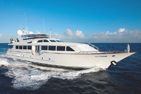 2000 Broward Motor Yacht