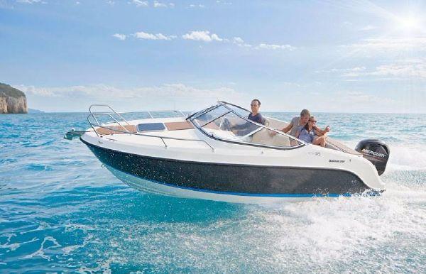 2018 Quicksilver 595 Cruiser