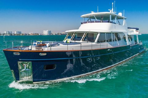 2013 Vicem Raised Pilot House Motor Yacht