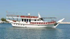 2007 Custom 23 Metre UAE Made Dhow