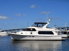 2000 Hampton 490 Pilothouse