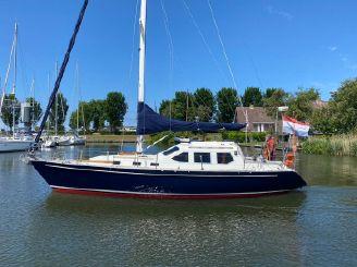 1991 Van De Stadt Norman 40