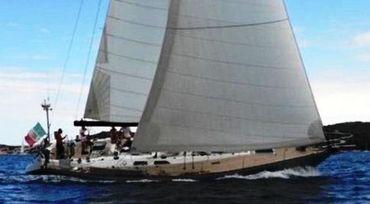 1981 Baltic 51