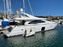 2006 Ferretti Yachts FERRETTI 731
