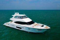 2019 Viking 82 Cockpit Motor Yacht
