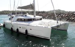 2011 Lagoon 500