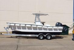 2021 Custom Pumpout Boat