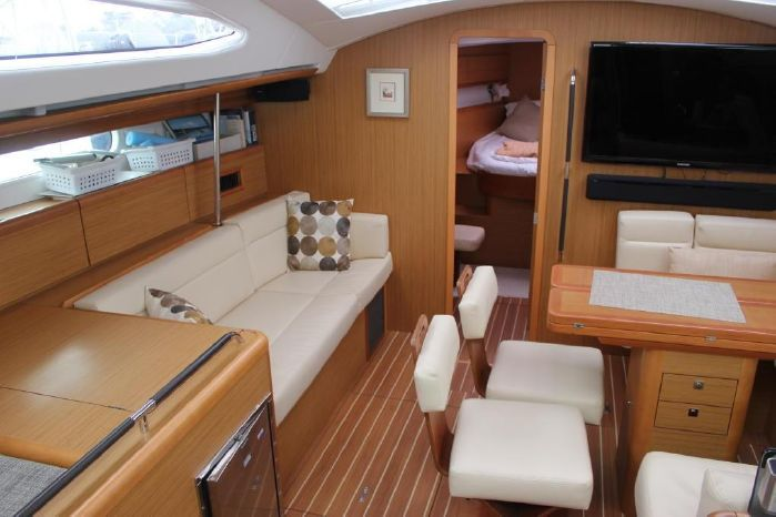 2009 Jeanneau Brokerage New England