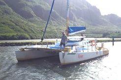 1995 Catamaran Sailing Sloop