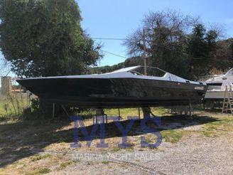1974 Custom Cigala & Bertinetti Shaft 34
