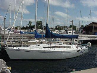 1983 Kirie Elite 37 Tall Rig II