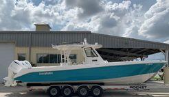 2014 Everglades 355 Center Console