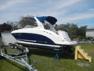 2010 Chaparral 270 Signature Cruiser