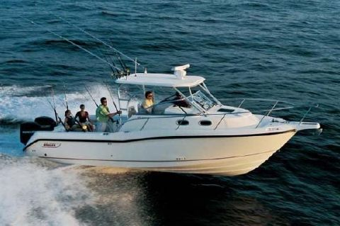 2008 Boston Whaler 305 Conquest Great Shape - Manufacturer Provided Image