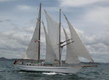 1990 Schooner Staysail